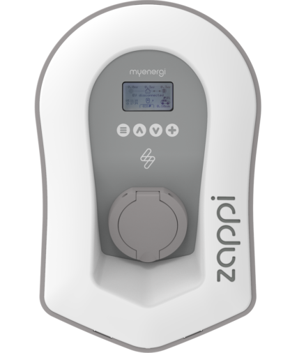 electric car charger   Zappi